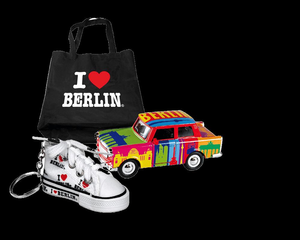 MUDDASTADT BERLIN   Souvenirs, Geschenkartikel & mehr