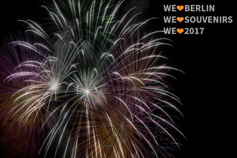 DANKE UND EIN FROHES NEUES JAHR 2017!